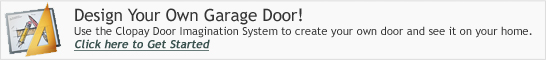 Design your garage door using our Visualizer Tool.