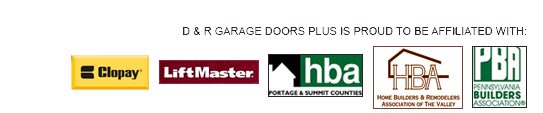 D&R Garage Doors Plus Associations
